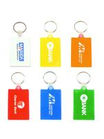 Plastic Key Rings