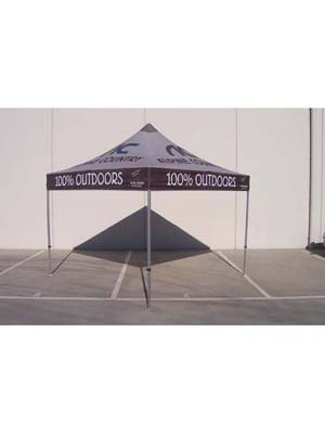 Sublimation Canopy Print (Polyester, Uv