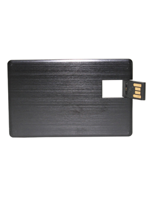 Alu Black Credit Card Drive