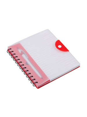 Script Notepad with Pen