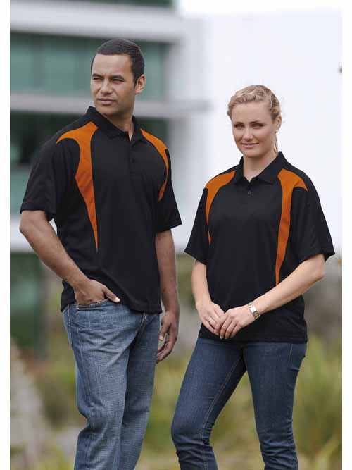 Dri Gear Spliced Zenith Impact Polo