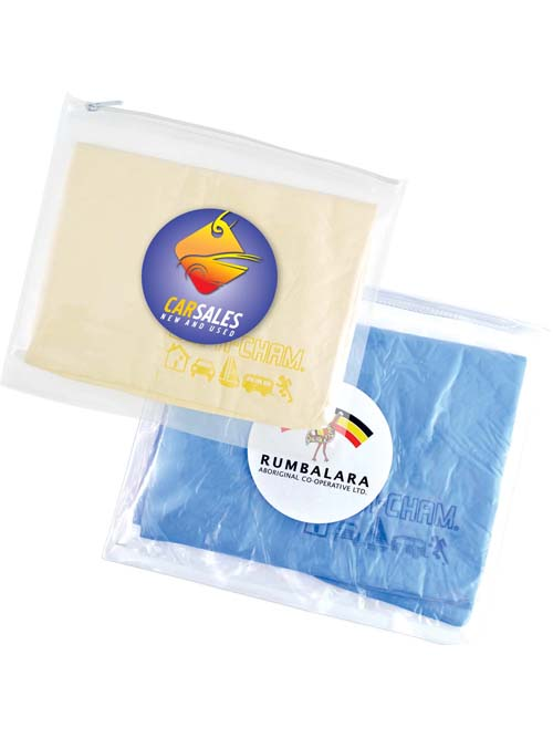 Supa Cham Chamois / Body Towel in PVC