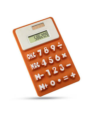 Solar silicone calculator