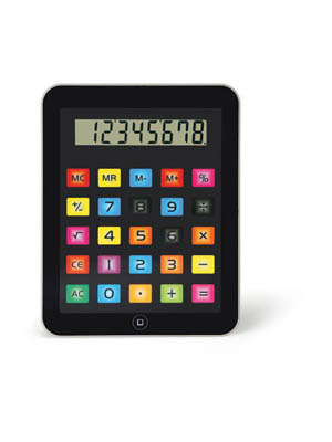 Large size calculator