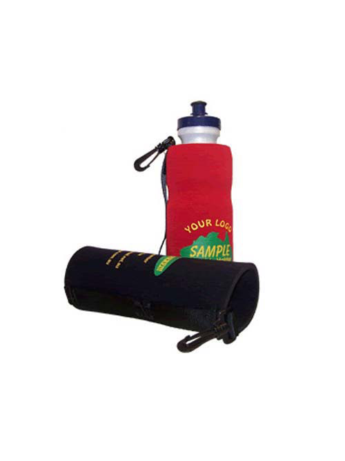 Open End Water Bottle -        Clip and Belt