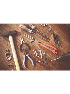Tools, Knives and Torches